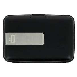 Porte carte Money Clip, Ogon Designs Black - Noir