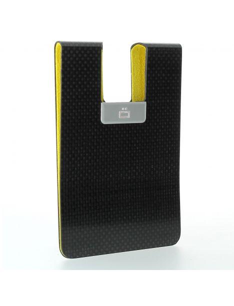 Etui Carbon passeport clip, Ogon Designs Ogon Designs Petite Maroquinerie