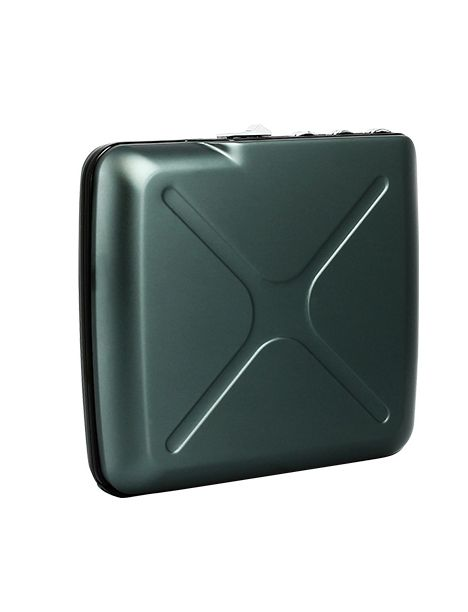 Porte carte code wallet ogon design platinium ogon designs petite - Porte carte aluminium ogon ...