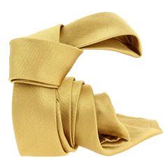 Cravate Segni Disegni CLASSIC, Slim Or