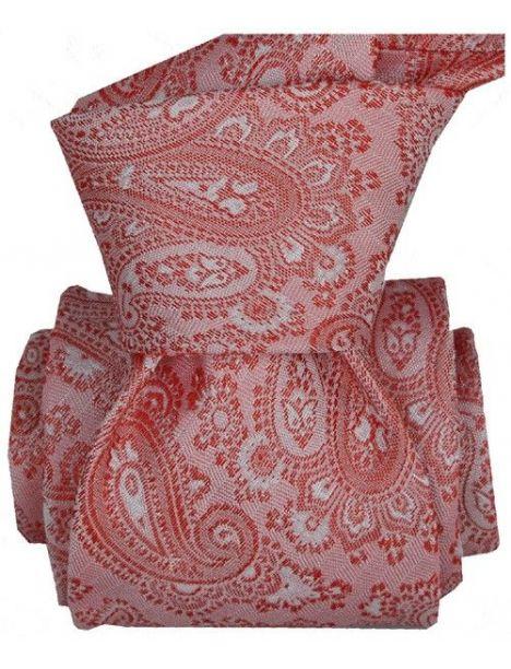 Cravate LUXE Segni Disegni 100% Faite main: Pise, Rose Segni et Disegni Cravates