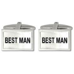 Bouton de Manchette, Best Man Cravate Avenue Signature Bouton de manchette