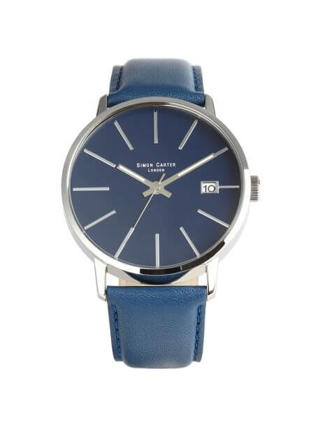 Montre Simon Carter, WT1905 BLUE Simon Carter Montres