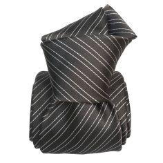 Cravate Classique Segni Disegni, Côme gris Segni et Disegni Cravates