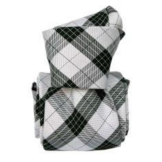 Cravate Classique Segni Disegni, Wexford, Carreaux