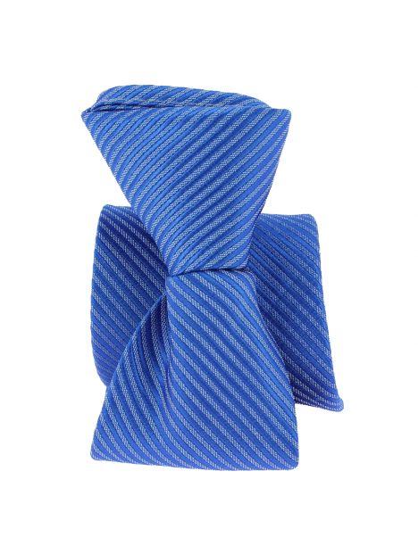Cravate enfant, Petit Dandy bleu océan Pomme Carré Cravates