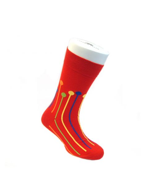 Chaussettes T&T, Dropspot Red Tyler & Tyler Chaussettes