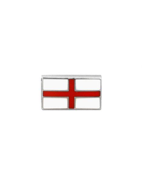 Epingle à col de chemise, drapeau St George Cravate Avenue Signature Pinces à cravates