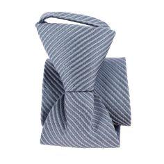 Cravate enfant, Petit Dandy gris