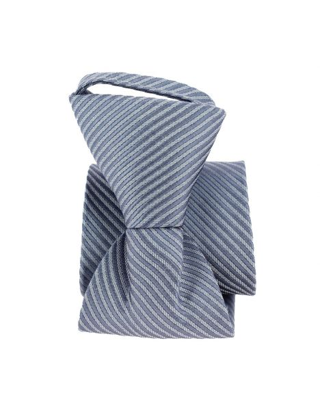 Cravate enfant, Petit Dandy gris Pomme Carré Cravates