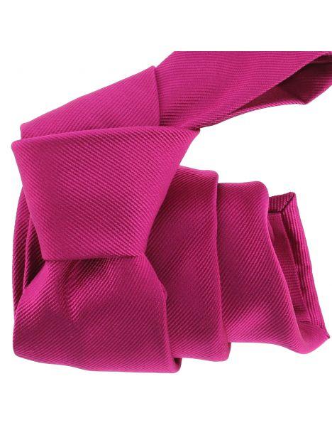 Cravate luxe faite à la main, Rose Rubino Tony & Paul Cravates