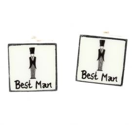Boutons de manchette, Best Man, Sonia Spencer