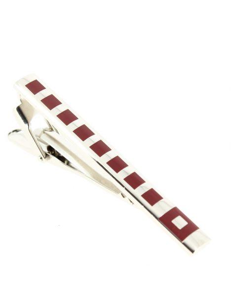 Pince à cravate Squared Clj Charles Le Jeune Pinces à cravates