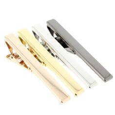 Pinces à cravate 4 paires Huston Clj Charles Le Jeune Pinces à cravates