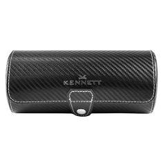 Ecrin Luxe en fibre de carbon, 3 montres, Kennett Kennett Ecrins