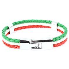 Bracelet tressé Ilatie Clj Charles Le Jeune Bracelets Homme