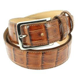 Ceinture cuir Wally, marron Tony & Paul Ceintures