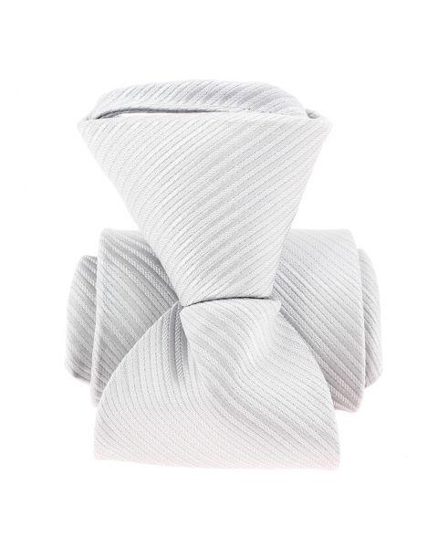 Cravate enfant, Petit Dandy gris silver Pomme Carré Cravates
