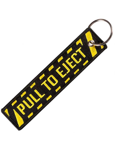 Porte clés PULL TO EJECT