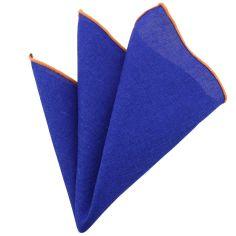 Pochette Brighton coton bleu king