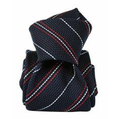 Cravate grenadine de soie, Segni & Disegni, Daytona 2