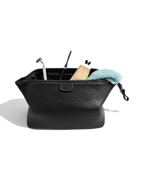 Trousse de toilette, Dulwich, Heritage cuir noir Dulwich Designs Trousses de toilette