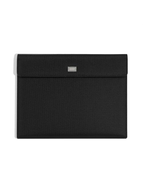 Organiseur, porte documents , noir Dulwich Designs Portefeuille Cuir