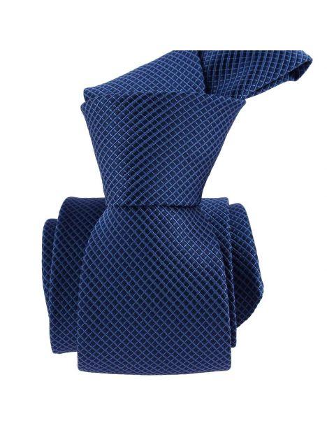 Cravate, Via Adamello, Bleu