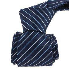 Cravate, Via Battaglione, Bleu