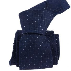 Cravate, Via Bailliage, Bleu
