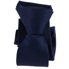Cravate enfant, Petit Dandy slim bleu marine