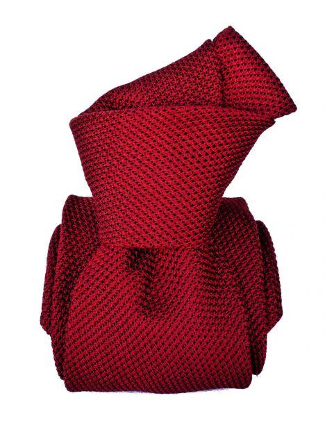 Cravate grenadine de soie, Segni & Disegni, Lucia Rosso