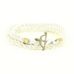 Bracelet cupidon crème