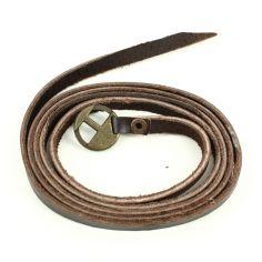 Bracelet Cuir Paduang Marron
