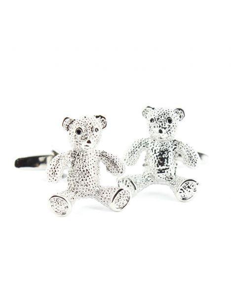 Boutons de manchette Teddy bear