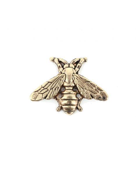 Boutonnière abeille bronze Tony & Paul Boutonnières