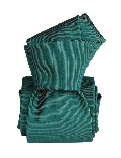 Cravate Classique Segni Disegni, Saglietta, Vert