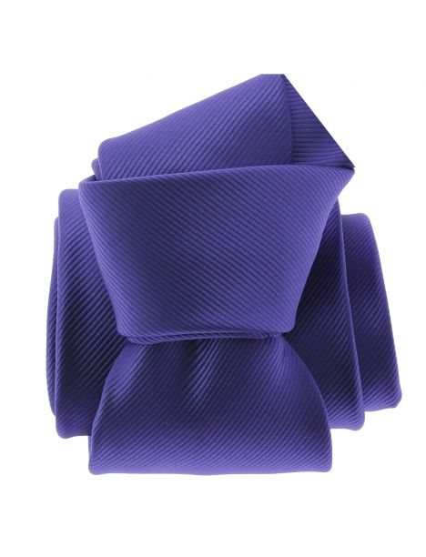 Cravate CLJ, Sault, Violet Lavande Clj Charles Le Jeune Cravates