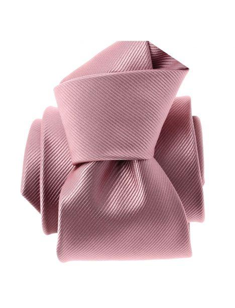 Cravate CLJ, Alfala, rose poudré Clj Charles Le Jeune Cravates