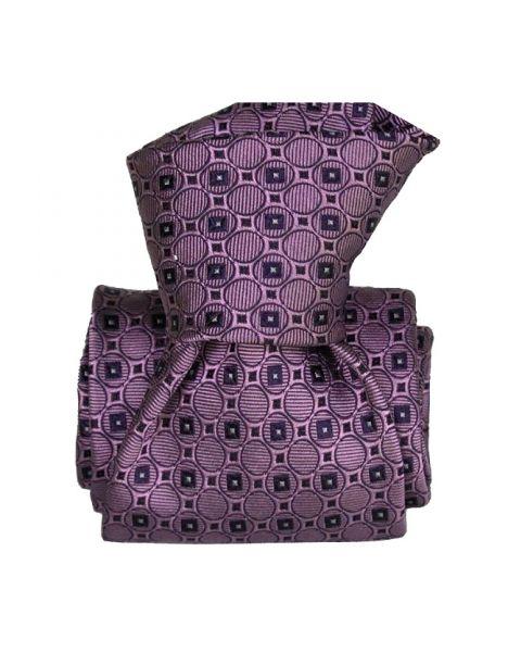 Cravate LUXE Segni Disegni 100% Faite main: Tarente
