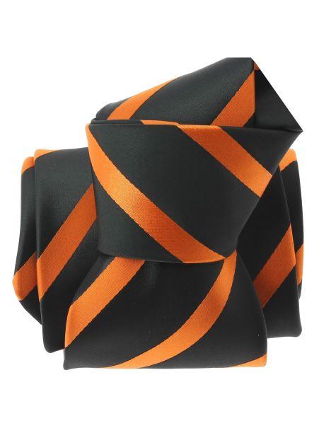 Cravate CLJ, Urbane, Orange Clj Charles Le Jeune Cravates
