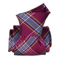 Cravate Classique Segni Disegni, Manshester, Carreaux