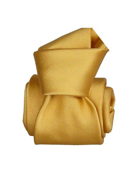 Cravate Segni Disegni LUXE, Faite main Boscoreal, Or Segni et Disegni Cravates