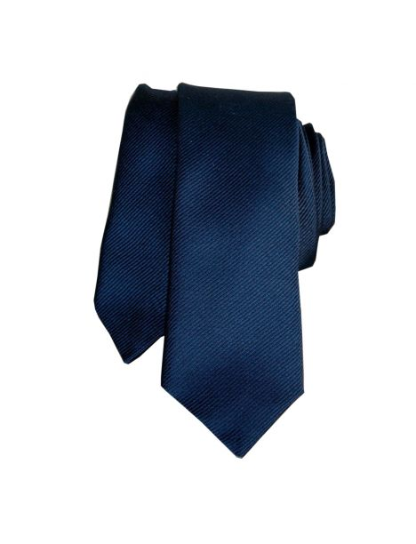 Cravate Segni Disegni CLASSIC, Slim bleu Segni et Disegni Cravates