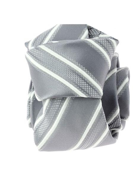 Cravate CLJ, Gris perla Clj Charles Le Jeune Cravates