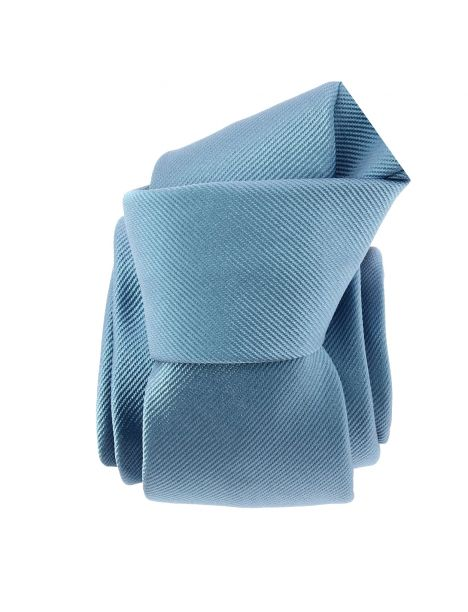Cravate soie italienne, Tevere bleu Tony & Paul Cravates