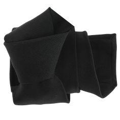 Cravate luxe faite à la main, Nero