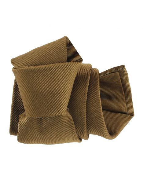 Cravate luxe faite à la main, Tabacco Tony & Paul Cravates