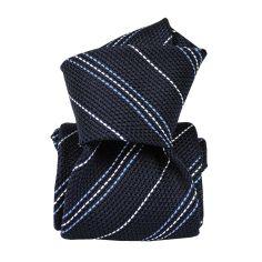 Cravate grenadine de soie, Segni & Disegni, Daytona 1