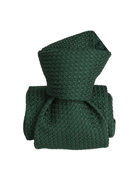 Cravate grenadine de soie, Segni et Disegni, Beverly Verdone Segni et Disegni Cravates